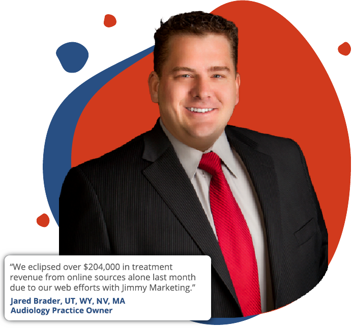 jared brader audiology practice owner